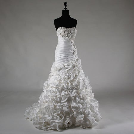 Patricia South Exclusive 1120 Bridal Gown