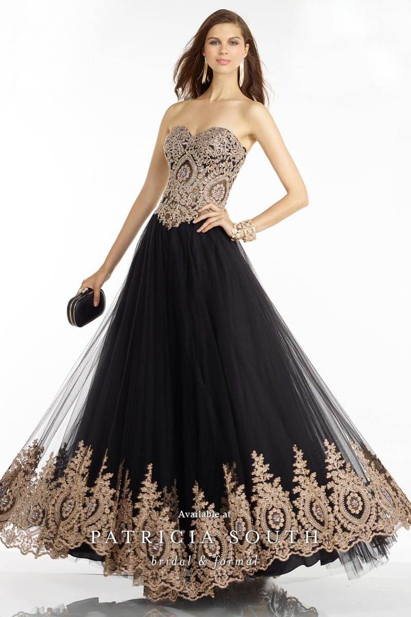 AAP6596 - Prom Gown Look Book