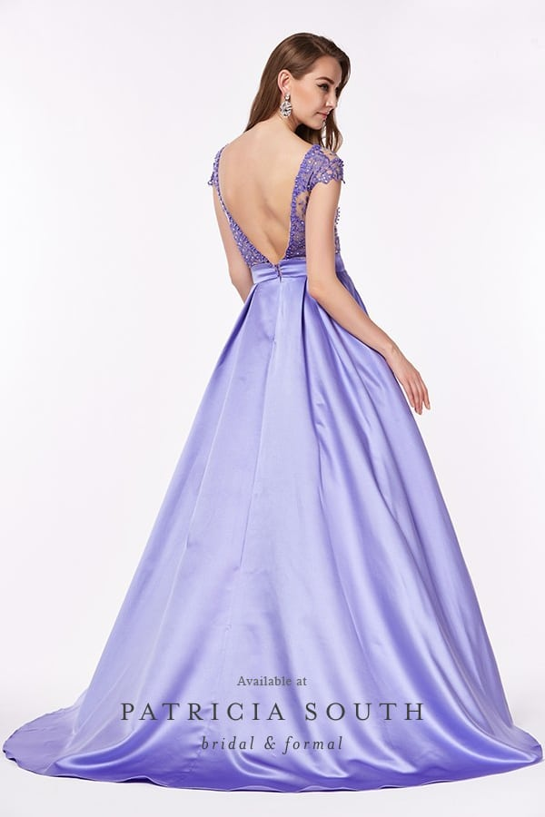 PS61061 - Prom Gown Look Book