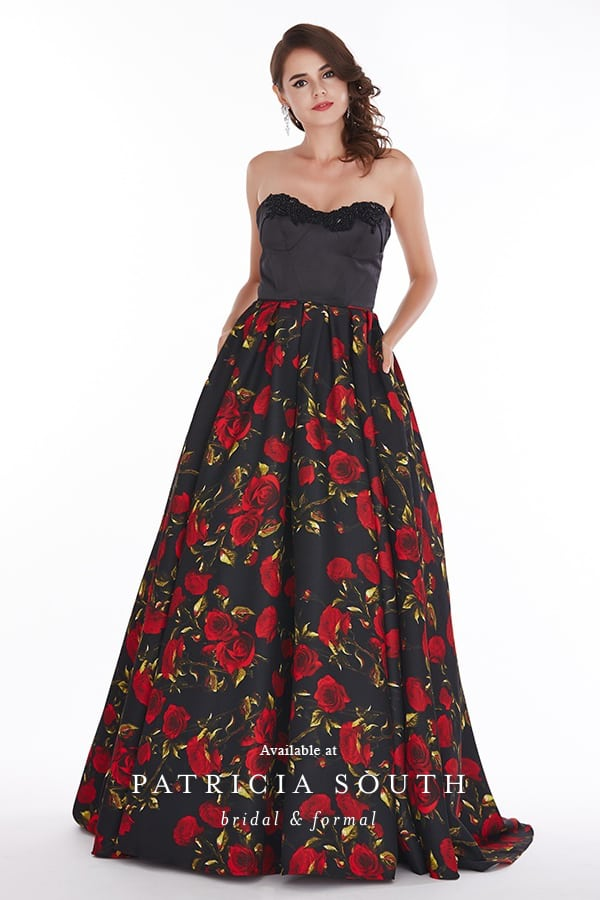 PS661120 - Prom Gown Look Book