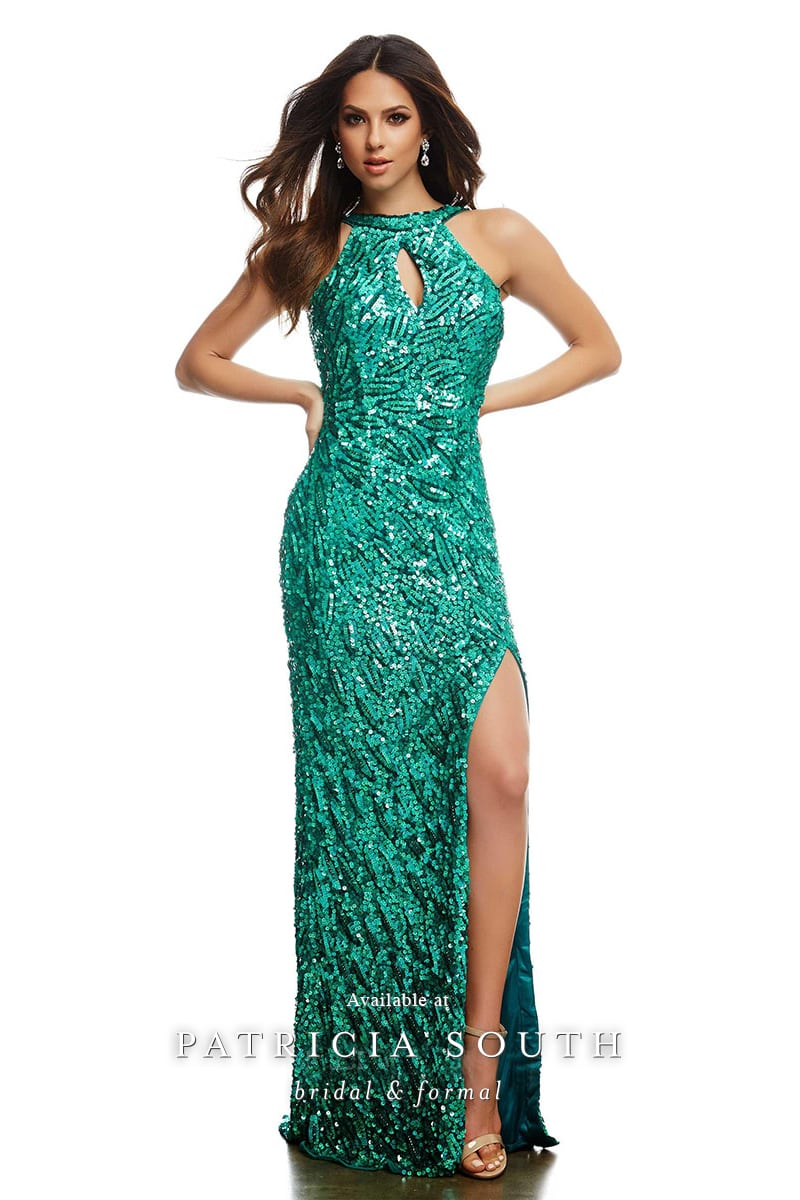 PSM3434A - Prom Gown Look Book