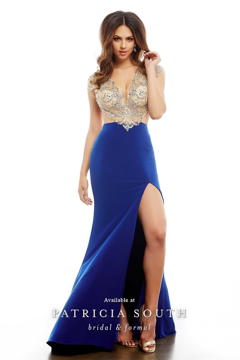 PSM40540A - Prom Gown Look Book