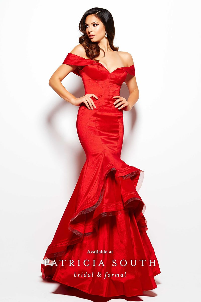 PSM48189R - Prom Gown Look Book