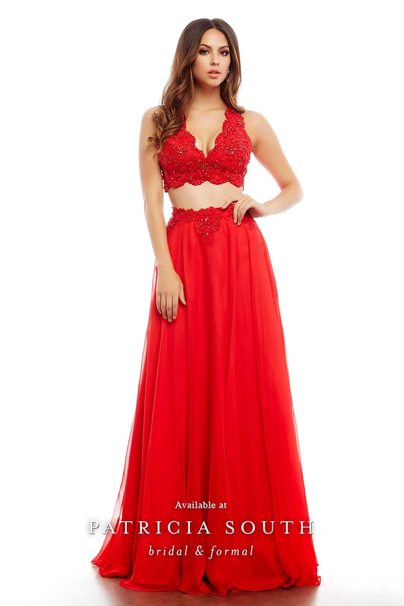PSM48408A - Prom Gown Look Book