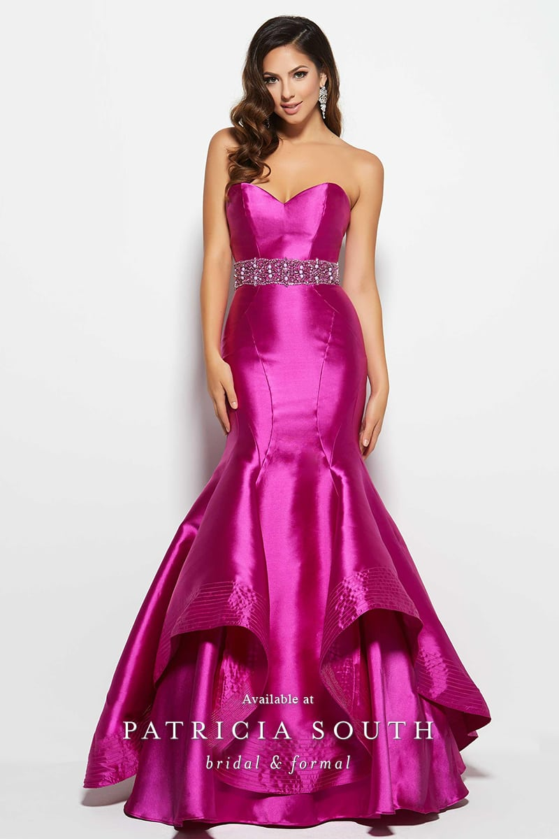 PSM48431M - Prom Gown Look Book