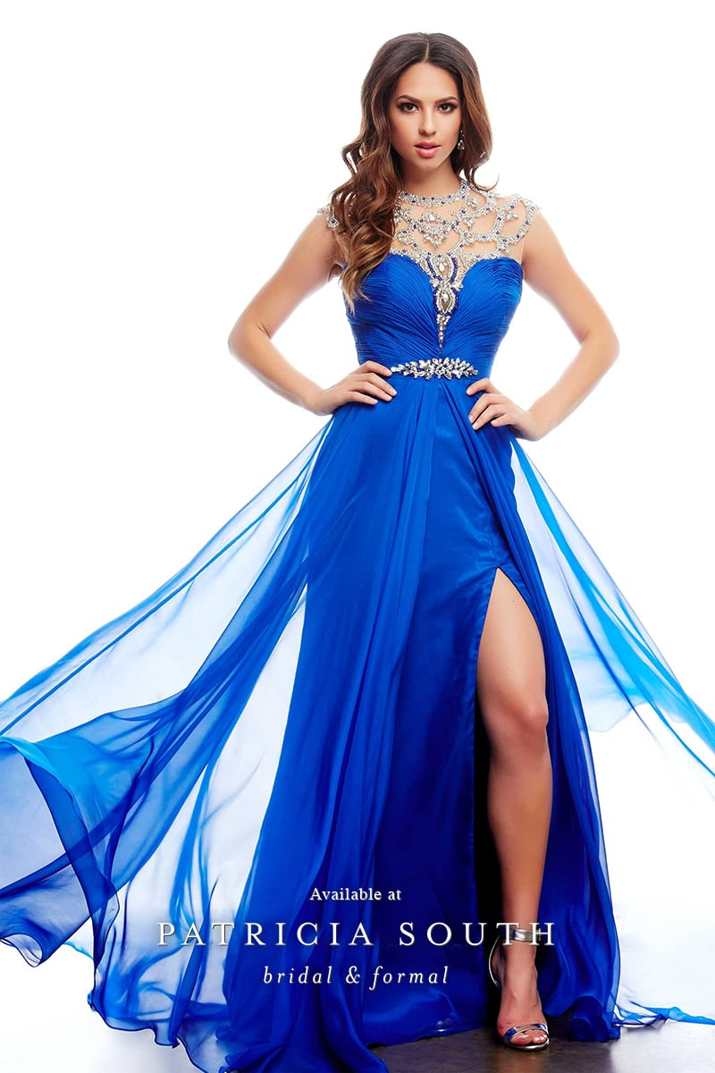 PSM65222A - Prom Gown Look Book