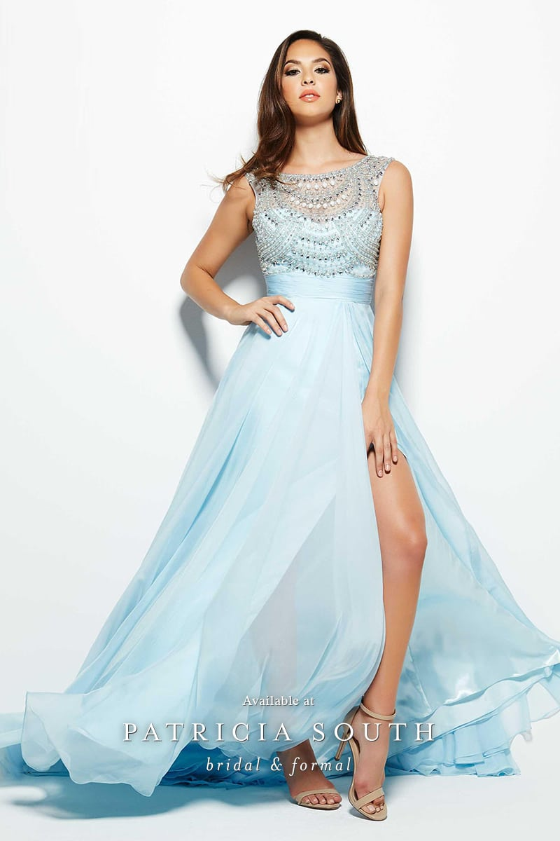 PSM65405A - Prom Gown Look Book