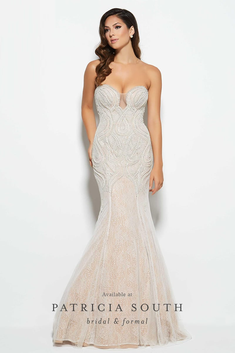 PSM78996M - Prom Gown Look Book