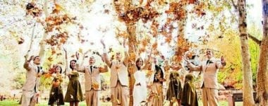 Fifteen Ways to Fall in Love (Autumn Wedding Décor and More)