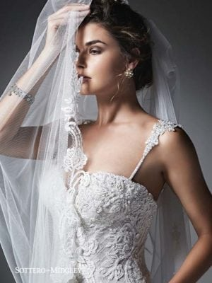 Sottero and Midgley Natalia 6SC184 Lace Wedding Dress