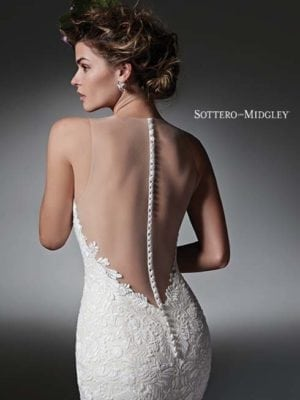 Sottero and Midgley Silvia 6SC247 Bridal Gown