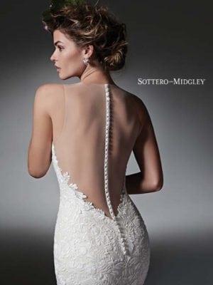 Sottero and Midgley Silvia 6SC247 Bridal Gown