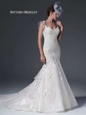 Sottero and Midgley Elizabeth 6SD195 Bridal Gown