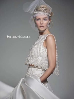 Sottero and Midgley Dharma 6SD273 Bridal Gown