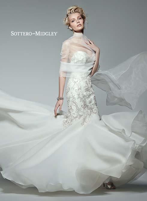 Sottero and Midgley Brightyn 6SR194 Bridal Gown