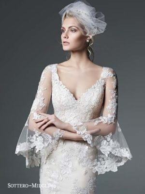 Sottero and Midgley Gabriella 6SR204 Bridal Gown