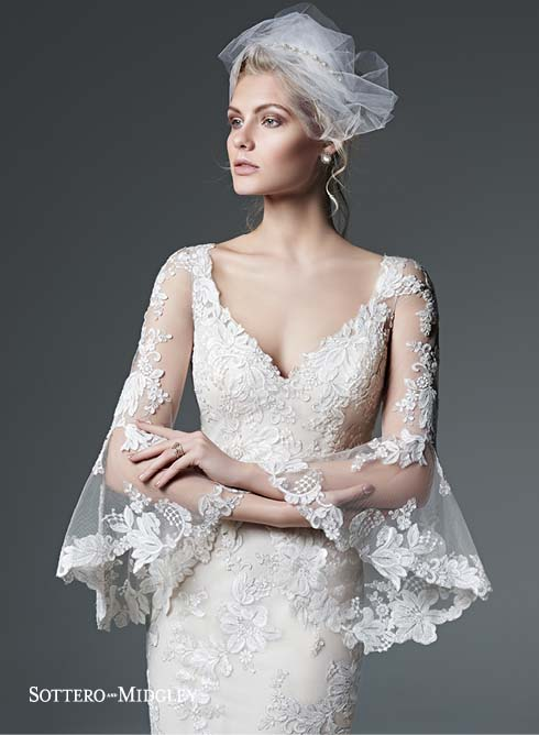 Sottero and Midgley Gabriella 6SR204 Bridal Gown