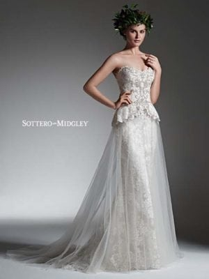 Sottero and Midgley Tabitha 6SR205 Bridal Gown