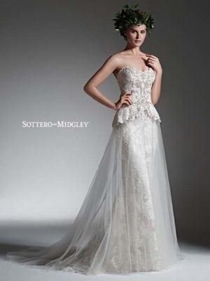 Sottero and Midgley Tabitha 6SR205 Bridal Gown