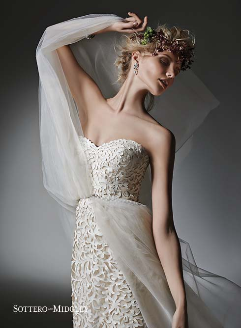 Sottero and Midgley Kristen 6SR206 Bridal Gown