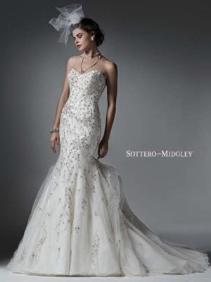 Sottero and Midgley Donalee 6SR208 Bridal Gown