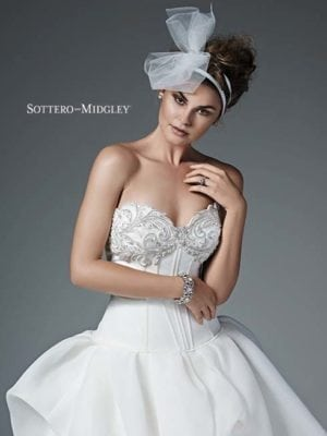 Sottero and Midgley Renita 6SR229 Bridal Gown