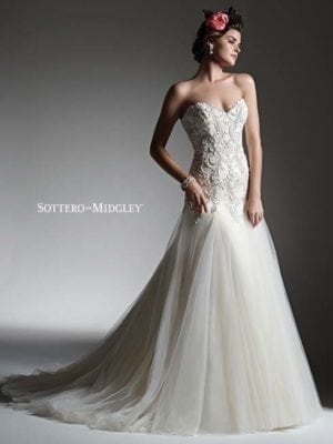 Sottero and Midgley Idalia 6SR251 Bridal Gown