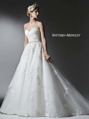Sottero and Midgley Alandra 6SR284 Bridal Gown
