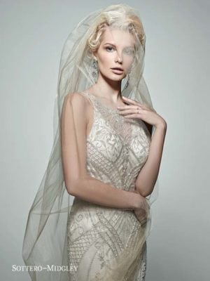 Sottero and Midgley Maui 6ST179 Bridal Gown