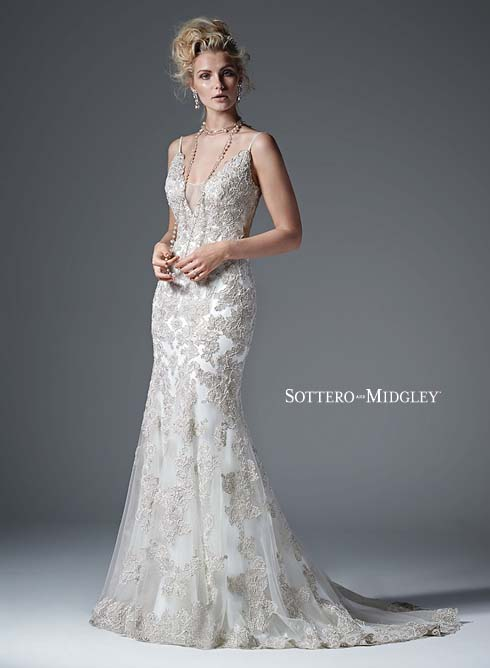 Sottero and Midgley Jacinta 6ST242 Bridal Gown