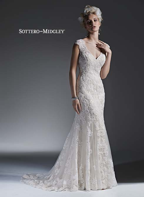 Sottero and Midgley Lydia 6ST259 Bridal Gown