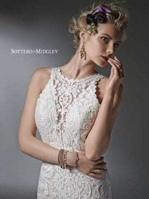 Sottero and Midgley Winifred 6ST263 Bridal Gown