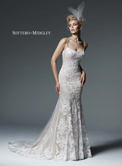 Sottero and Midgley Celine 6SW175 Bridal Gown