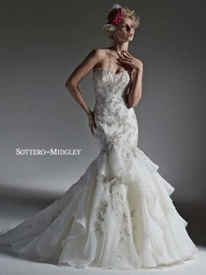 Sottero and Midgley Maky 6SW210 Bridal Gown
