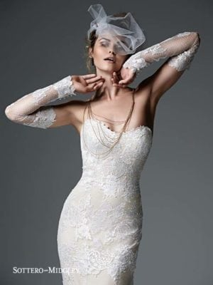 Sottero and Midgley Alexandra 6SW211 Bridal Gown