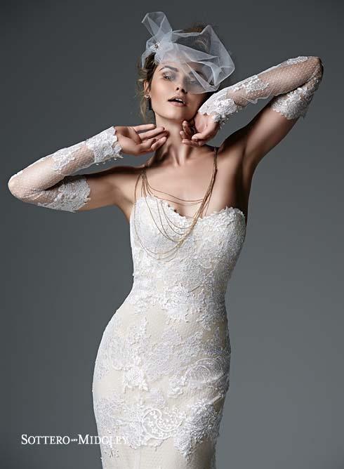 Sottero and Midgley Alexandra 6SW211 Bridal Gown