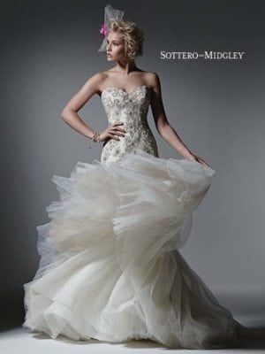 Sottero and Midgley Radience 6SW214 Bridal Gown