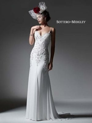 Sottero and Midgley Samirah 6SW239 Bridal Gown