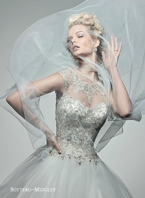 Sottero and Midgley Monaco 6SW260 Bridal Gown