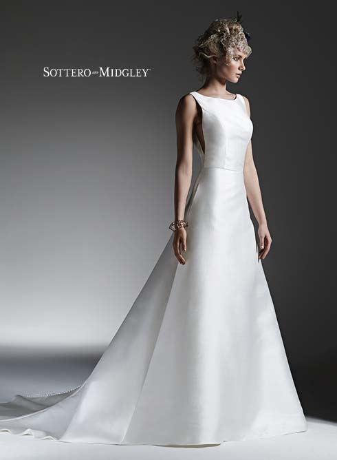 Sottero and Midgley McCall 6SZ192 Bridal Gown