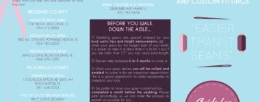 Alteration Bridal Guide