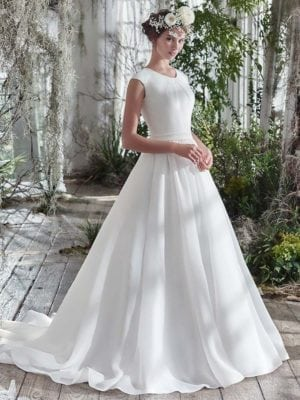 Maggie Sottero Anita Marie 6MR770 MC Wedding Gown