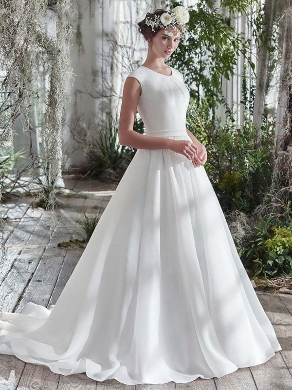 Maggie Sottero Anita Marie 6MR770MC Wedding Gown