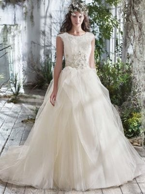 Maggie Sottero Aracella Marie 6MW237MC Wedding Gown