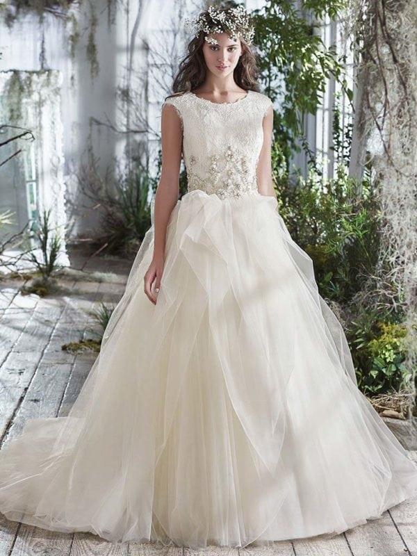 Maggie Sottero Aracella Marie 6MW237MC Wedding Gown