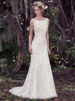Maggie Sottero Aspen 6MS818 Bridal Gown