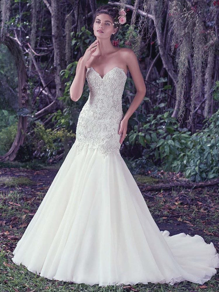 Maggie Sottero Baxter 6MG800 Wedding Gown