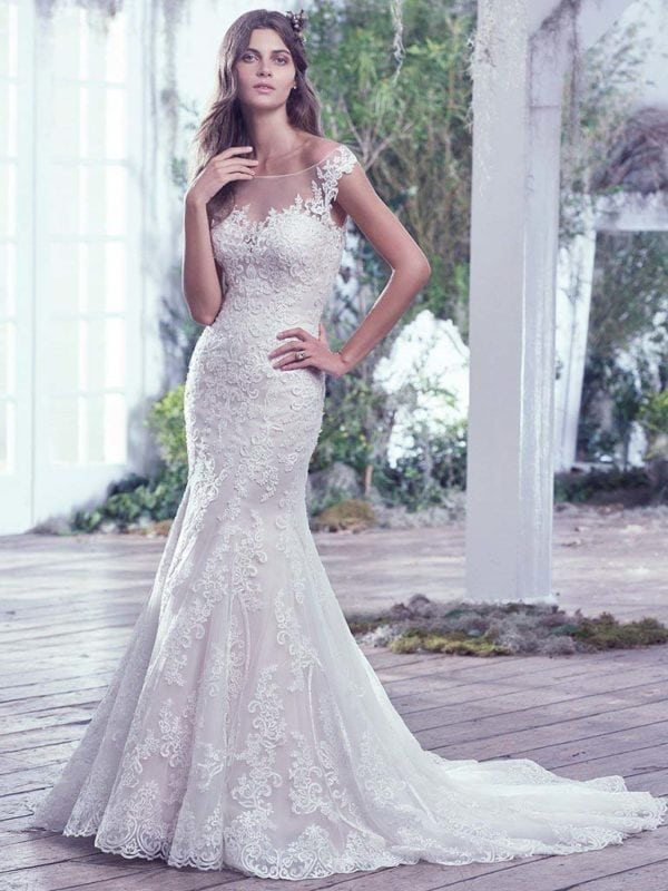 Maggie Sottero Carson 6MT819 Wedding Gown
