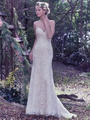 Maggie Sottero Jordan 6MS845 Wedding Gown