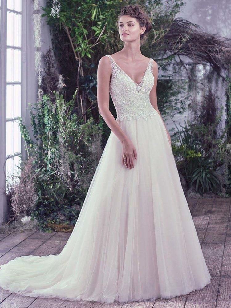 Maggie Sottero Jovanna 6MZ758 Wedding Gown